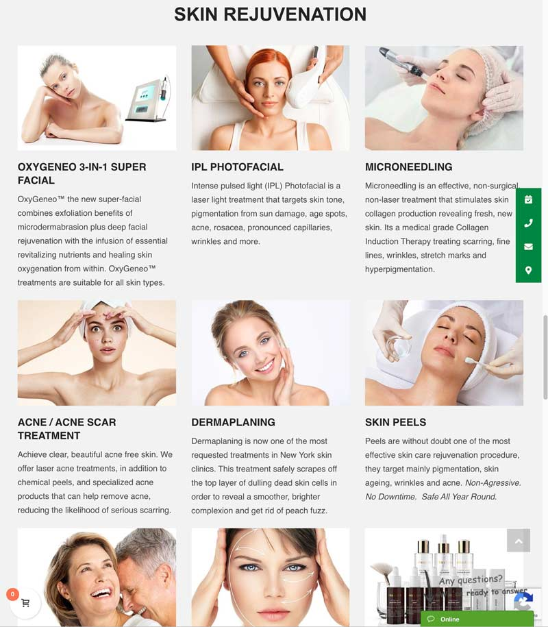 portfolio-versuslaser skin care